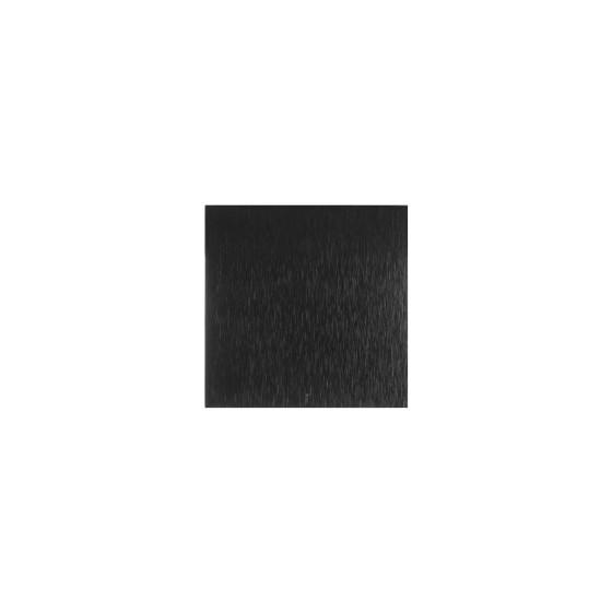 iSwitch - 1 Button Black Aluminium