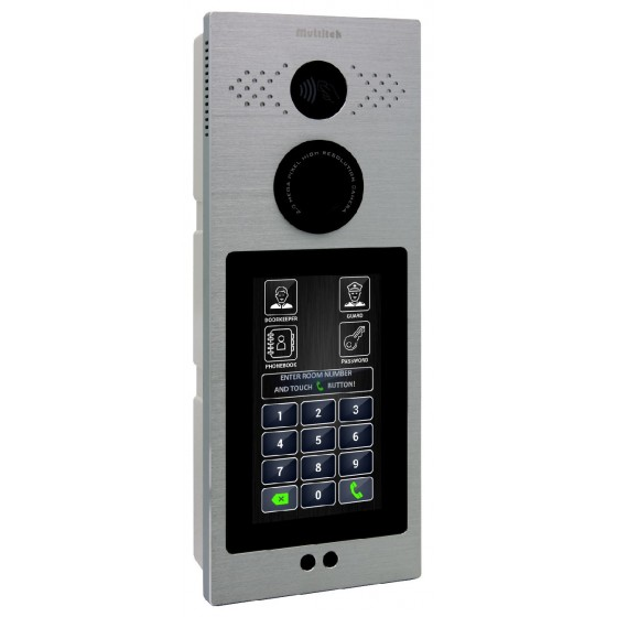 Multitek Touch Door Panel...