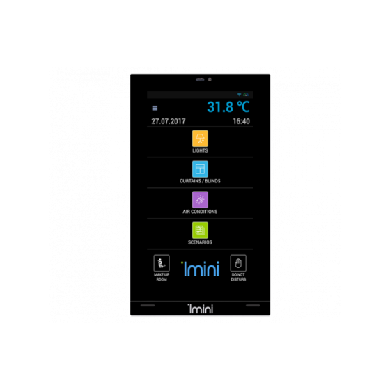 """Interra Mini 6.5"""" Touch Panel - Android"""