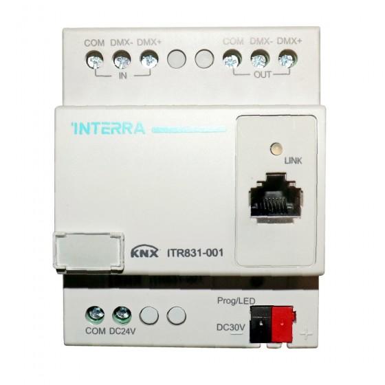 Interra KNX - DMX Gateway