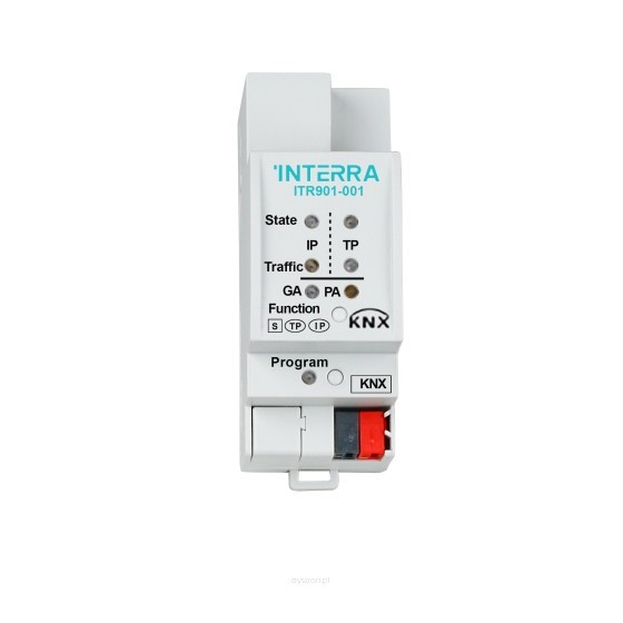 KNX IP Router Interra