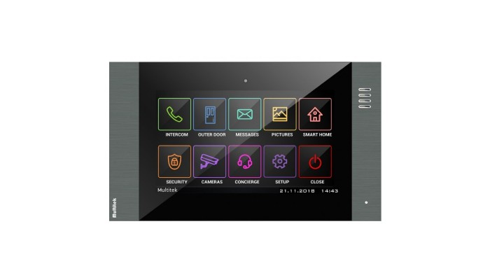 IP smart display