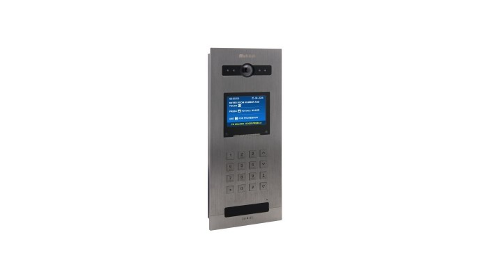 Linux IP doorphone
