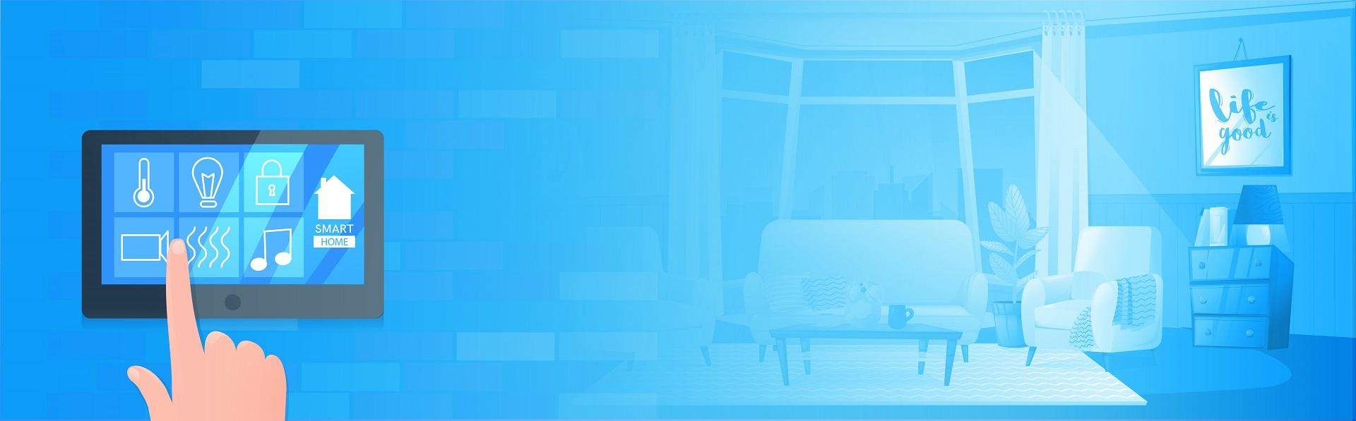 дистрибутор knx системи за умен дом